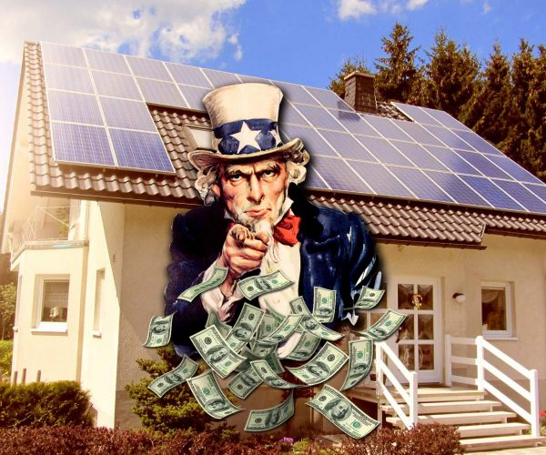 Solar panels 100% free – saving money or environmental protection?