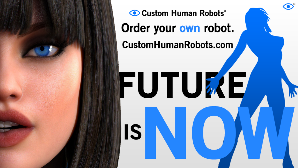 National ENQ News – Human Robots, Human-Like Robots, the Robots that Look like Humans Are Available!