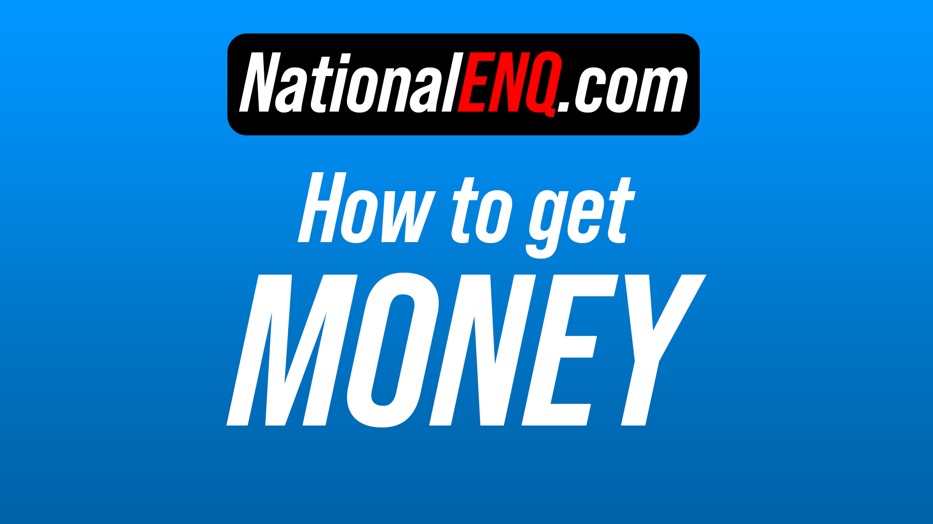 National ENQ Guide to Angel Investors, Venture Capital Firms, Money Lenders. Where to Find a Good Loan & Funding from Business Angels