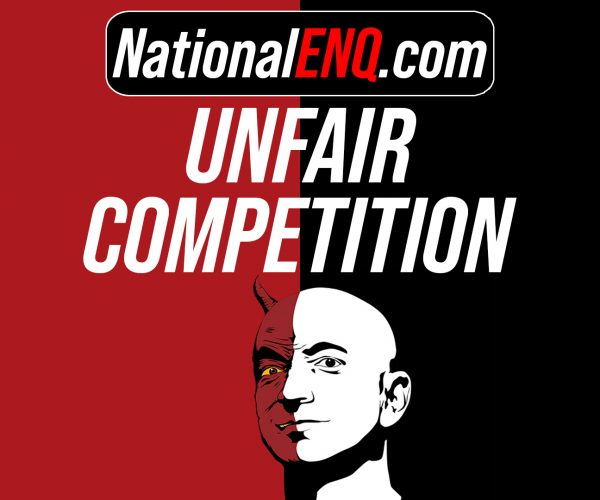 National ENQ News: Unfair Competition, Amazon Versus American Export Import – U.S. Congress Inquiry