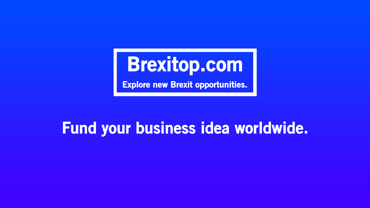 Brexitop.com-Brexitop-fund-business-ideas