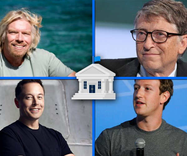 Entrepreneurs Want in Space & Investment Bankers Want to Keep Them down to Earth
