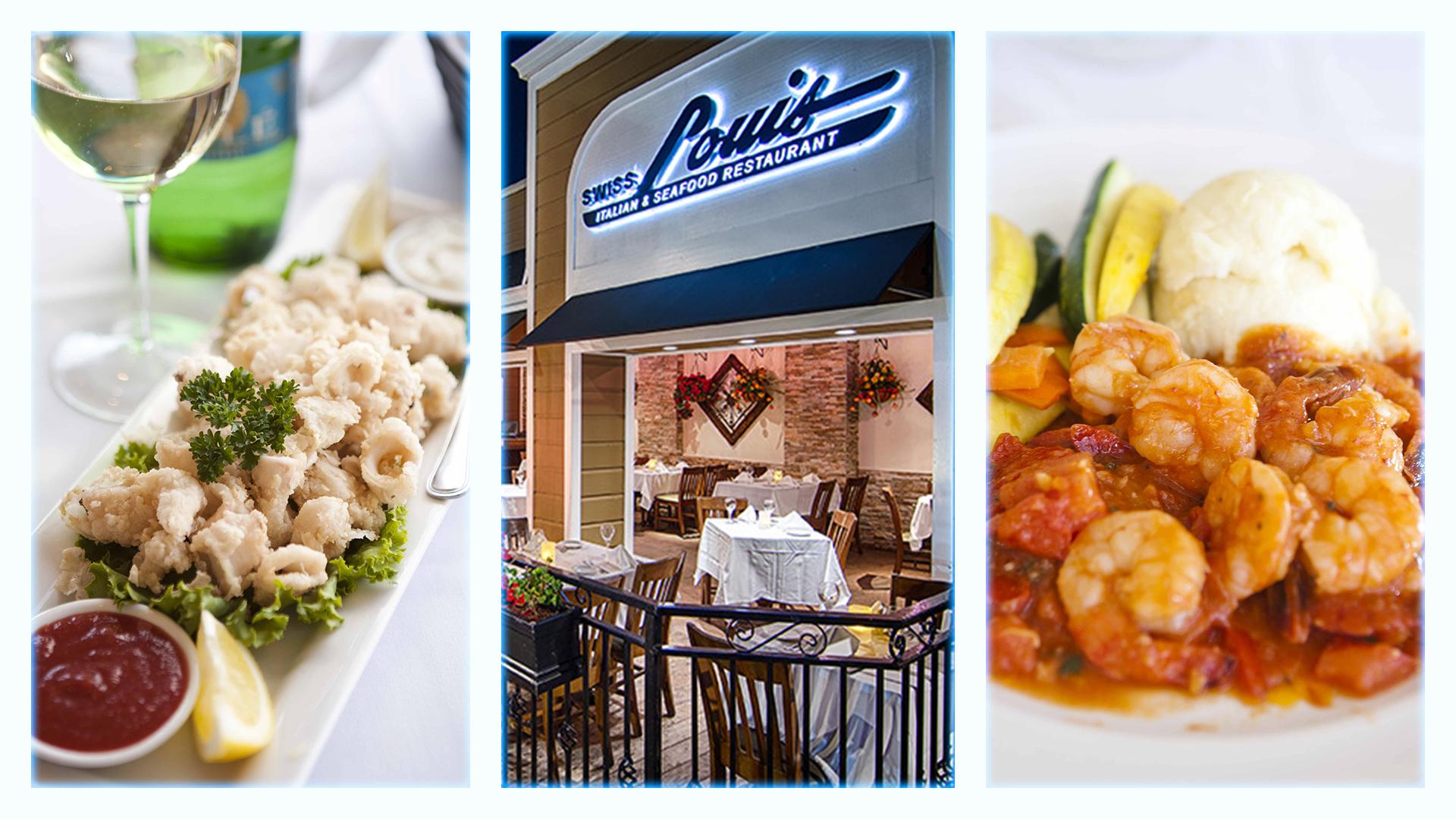 National ENQ Review of Swiss Louis Italian & Seafood Restaurant – Pier 39, San Francisco, California