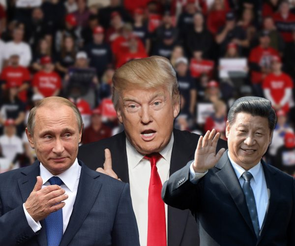 Who Thinks Russia Wants a Strong America? Kremlin & U.S. 2020 Elections?