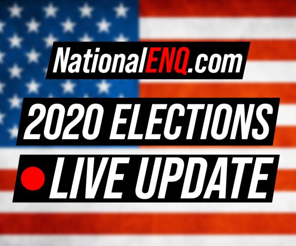 National ENQ U.S. 2020 Elections Live Update: Trump, Biden & Coronavirus