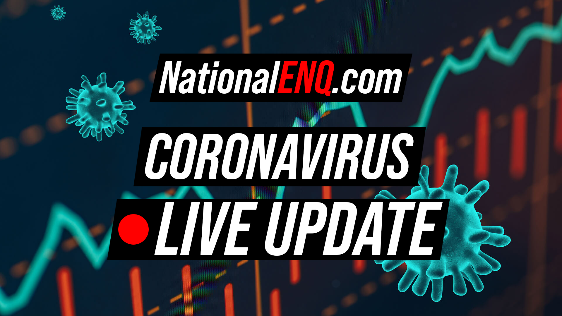 National ENQ Coronavirus (COVID-19) Live Update: Breaking News, Confirmed Cases, Death Toll, Cure & More