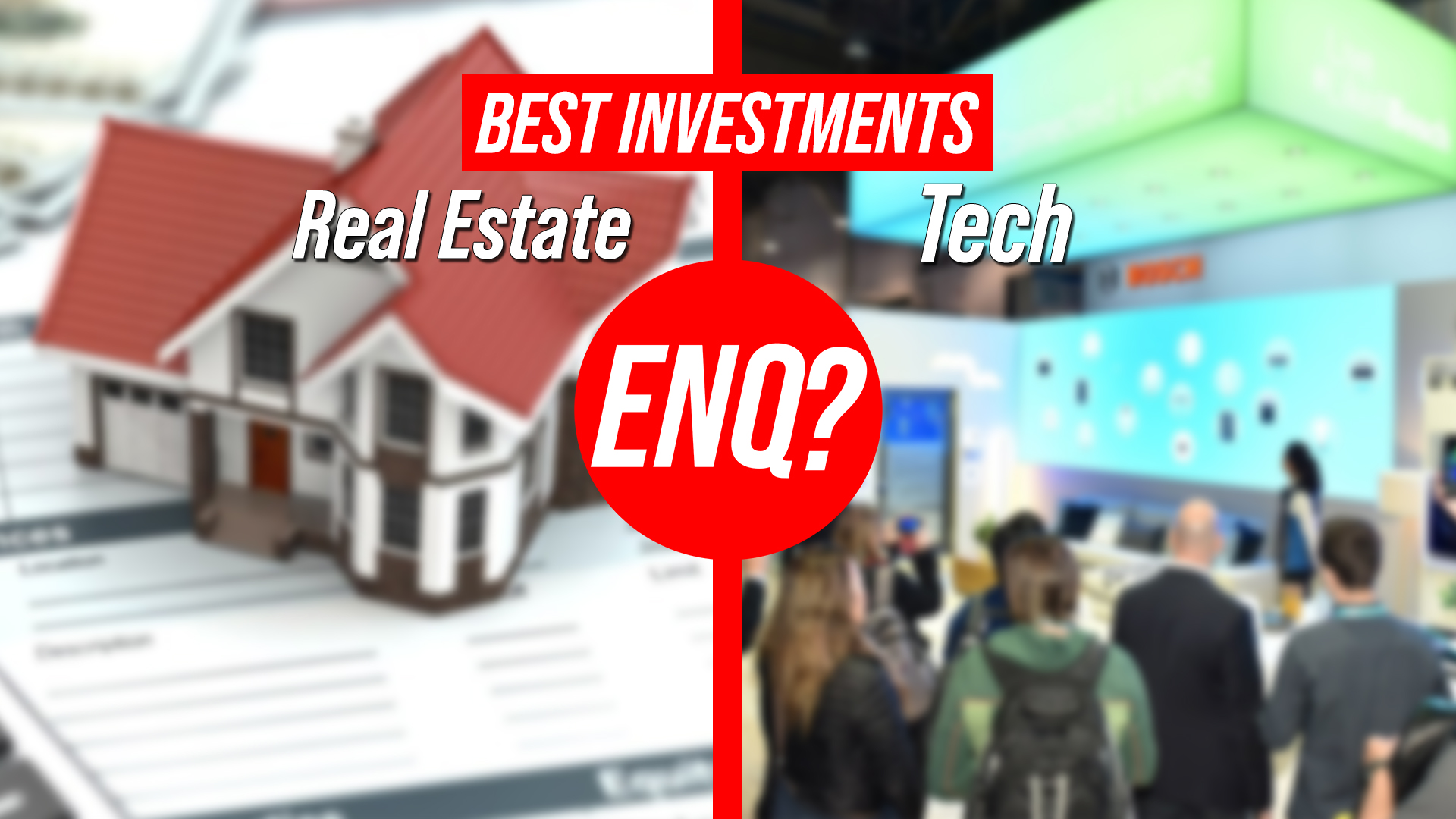 National ENQ Analysts: Real Estate – Land & Digital Businesses Are the Best Investment Today!