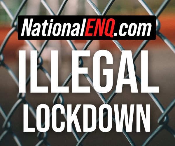 National ENQ Breaking News: Coronavirus Lockdown Illegal & Abusive to Millions of Americans, as COVID-19 Antibodies Offer Immunity to Disease