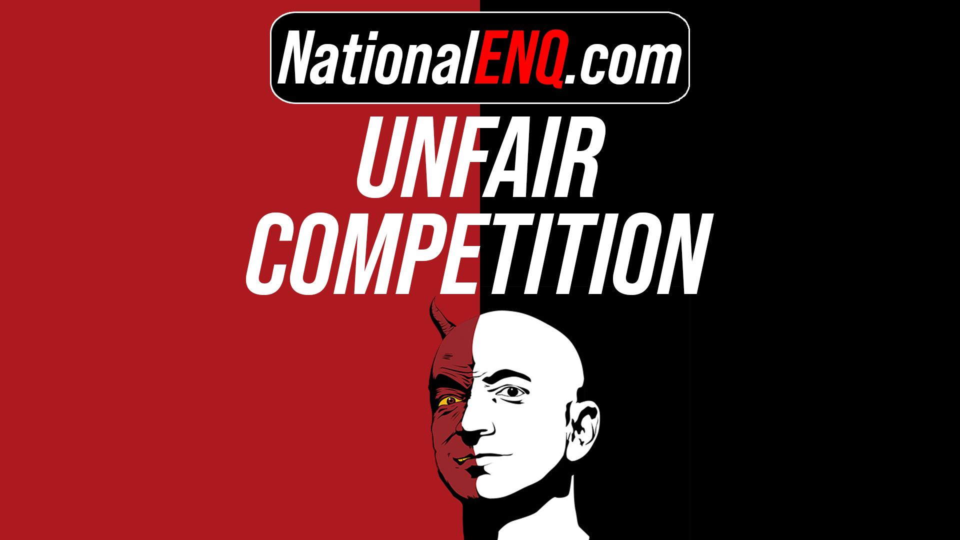 National ENQ News: Unfair Competition, Amazon Versus American Export Import – U.S. Congress Inquiry