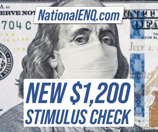 National ENQ White House Sources Confirm President Donald Trump Will Sign Executive Orders Helping Americans with Stimulus Check Payments, Amid Congress Delays Caused by Congressional Democrats