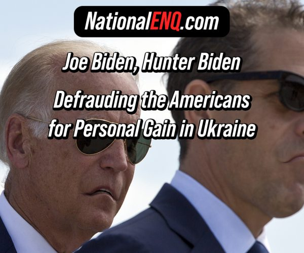 How Much Money Did Joe Biden & Hunter Make from Ukraine? Did They Pay US Tax on It? Joe Biden Can Fall like Al Capone if the Deep State Will No Longer Protect Him