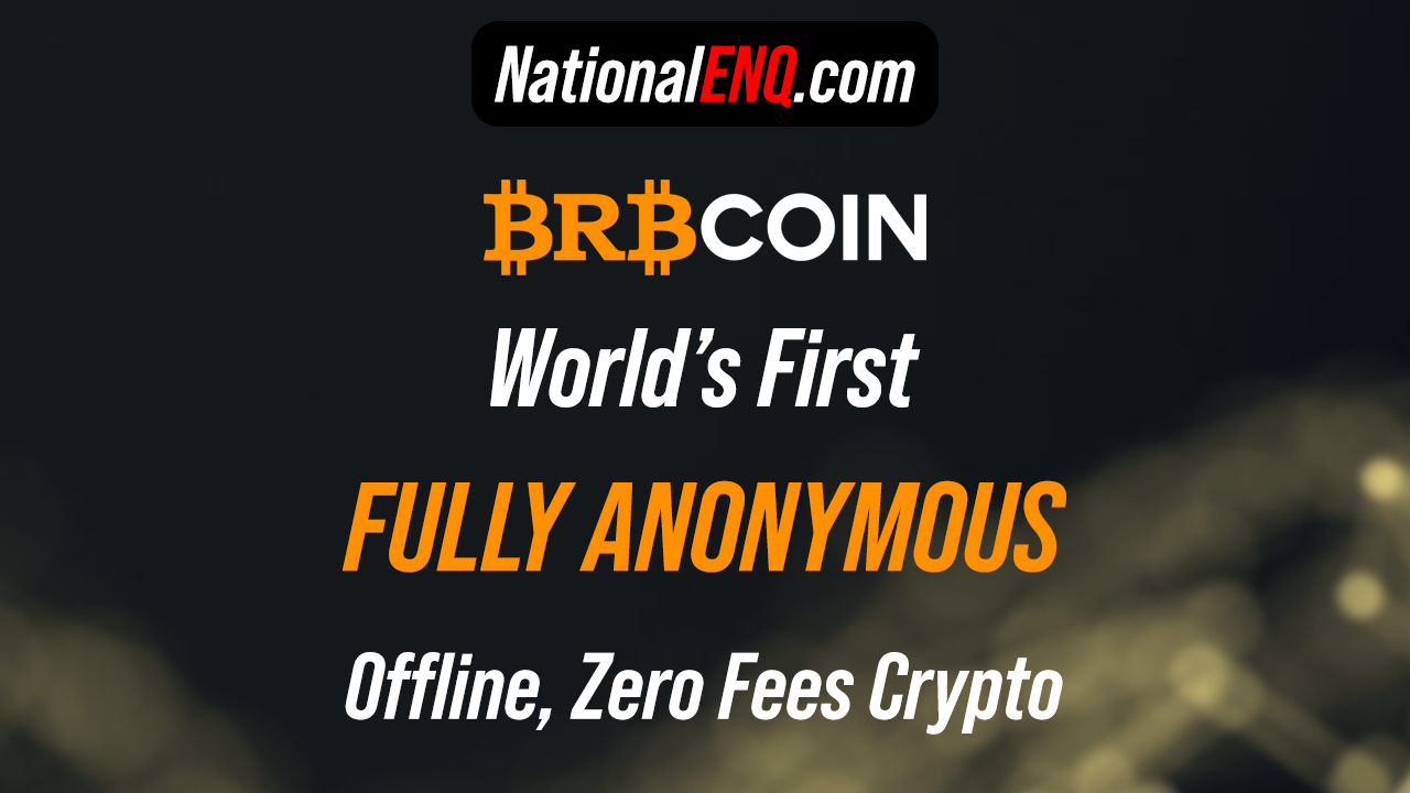 BRBCoin Crypto Hardware Wallets Keep Your Crypto Safe, Offline: Save, Pay & Get Paid with Zero Fees – No More Long Bitcoin Addresses, Get Paid to Your Internet Name. Cryptocurrency Bitcoin News